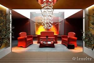 Mobilier Exterieur Design : mobilier int rieur ext rieur lumineux design montpellier 34 n mes 30 ~ Teatrodelosmanantiales.com Idées de Décoration