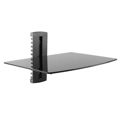 Tv Component Shelf by Commercial Electric Wall Mount Component Shelf 50501 The