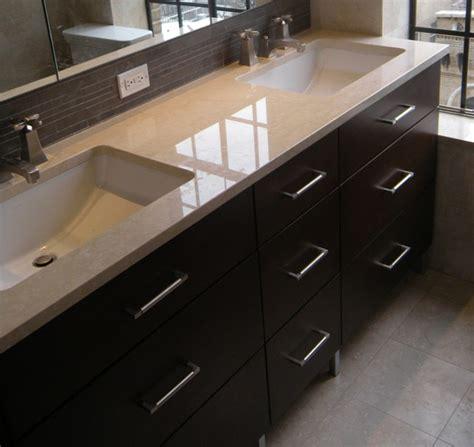 Modern Bathroom Vanities New York by Sink 7 Drawer Vanity Modern Bathroom Vanities