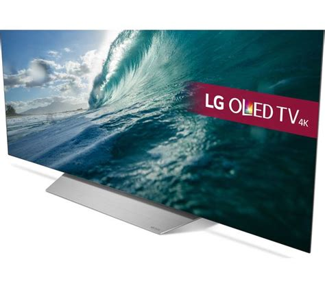 tv lg oled 4k 55 pouces buy lg oled55c7v 55 quot smart 4k ultra hd hdr oled tv free delivery currys