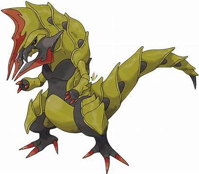 Haxorus Mega Evolution Pokemon Weavile Fennekin Machamp