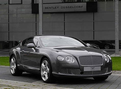 Bentley Continental Gt Uk Car Review
