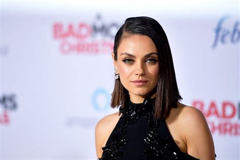 Mila Kunis Facts Popsugar Celebrity