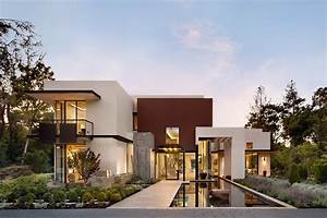 Fascinating modern property in California boasts luxury