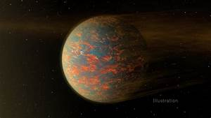 News | NASA's Spitzer Maps Climate Patterns on a Super-Earth