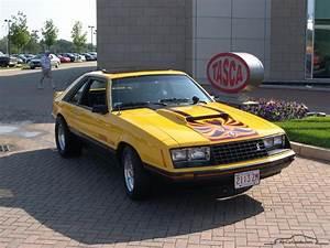 Ford Mustang (3rd Gen) Cobra 1979