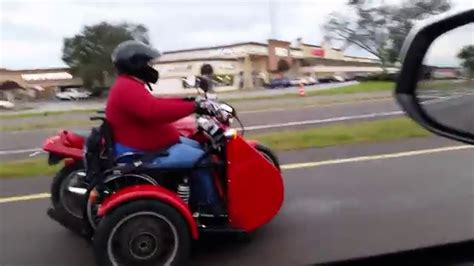 Wheelchair Motorcycle???