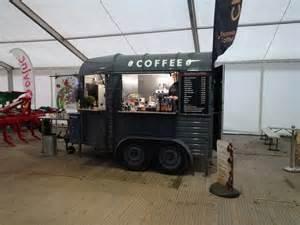 mobile coffee shop  michael trolove geograph britain