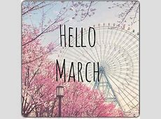 Hello March Pictures, Photos, and Images for Facebook