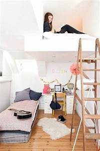 Chambre Ado Garçon : photo de chambre de fille belle photo dune chambre de fille ~ Melissatoandfro.com Idées de Décoration
