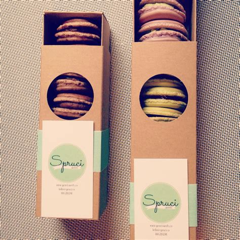 french macarons  spruci sweets  richmond va order