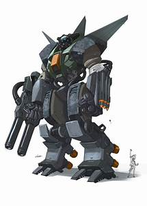Giant Robot (military) by Crazymic on DeviantArt