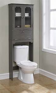 1000 ideas about over toilet storage on pinterest for 5 bathroom storage over toilet ideas