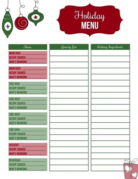 printable christmas sign up sheet potluck signup sheet fishwolfeboro
