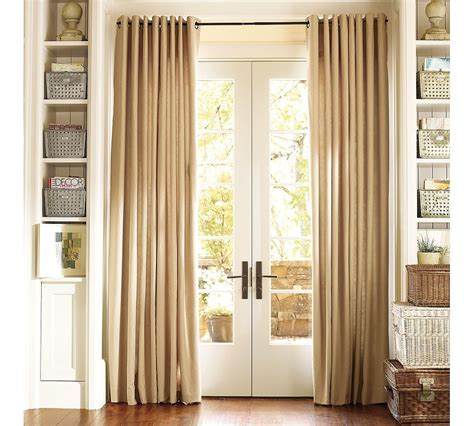 Window Treatments by Window Treatment Ways For Sliding Glass Doors Theydesign