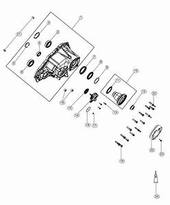 2013 Jeep Grand Cherokee Sensor  Transfer Case Position