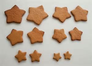 Christmas Tree Gingerbread Cookie Recipe