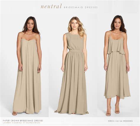 natalie m wedding dresses conrad 39 s bridesmaid dresses for paper crown