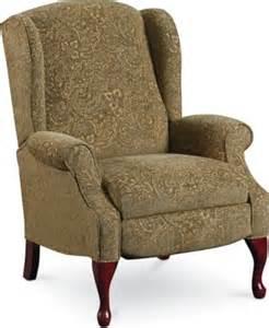 lane hton hi leg recliner you choose the fabric