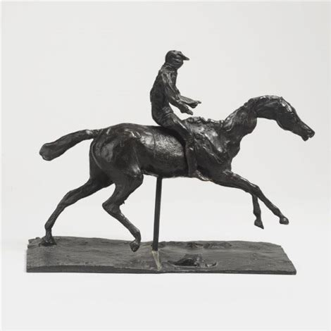 cheval au galop sur le pied droit by edgar degas on artnet
