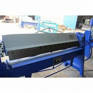 Master  Manual Sheet Metal Bending Machine  Rs 345000