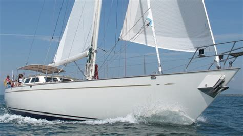 sailing yacht modern classic 70 sloop der vliet quality yachts yacht broker yachts for