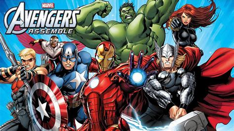 category avengers assemble characters disney wiki