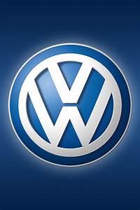 Volkswagen Logo iPhone Wallpaper HD