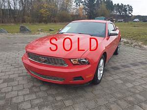 *SOLD* 2010 Ford Mustang V6 | American Auto Force GmbH
