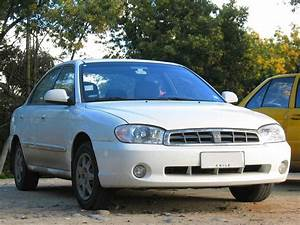 2003 Kia Spectra Ls