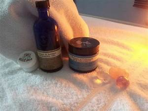 My Preparation For Indian Head Massage