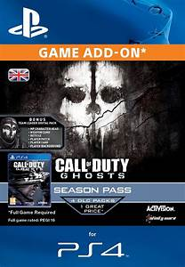 Playstation 4 Call of Duty Bundle with Call of Duty Ghost ...