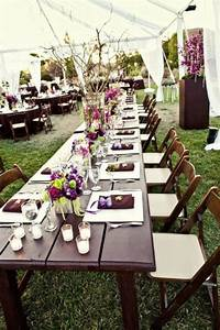 Picture Of Wedding Long Tables And Receptions Ideas