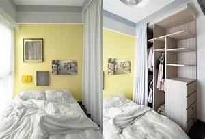 Kleiderschrank Für Kleine Räume : kleine r ume farblich gestalten wandfarbe und m bel ~ Bigdaddyawards.com Haus und Dekorationen