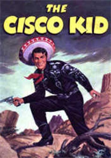 western mania   cisco kid classic tv westerns