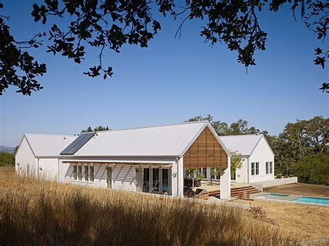 Healdsburg Residence By Nick Noyes Architecture Homeadore