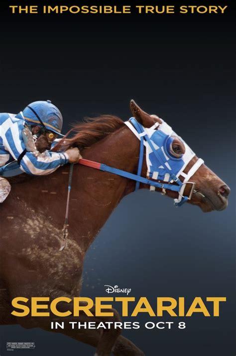 horse movie movies poster secretariat