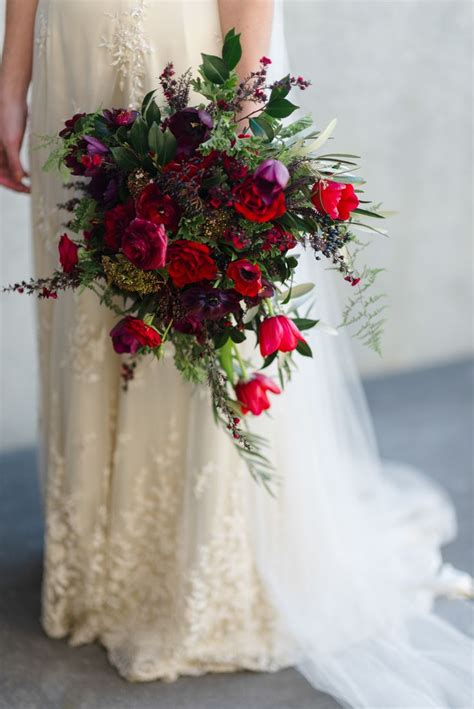 Best 25 Red Winter Weddings Ideas On Pinterest Wedding