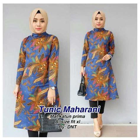 jual baju batik model  baju batik pesta baju