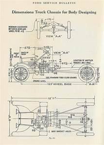 Model T Ford Forum  Frame Measurement Question