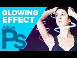 How to create a glow effect in shop CS4
