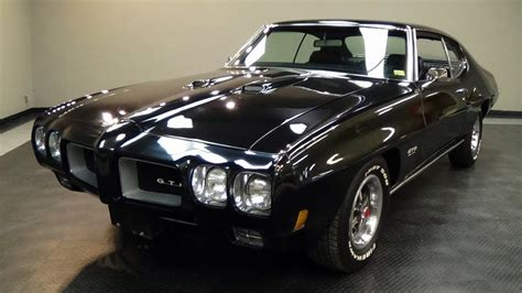 1970 Pontiac Gto 455 V8 Muscle Car