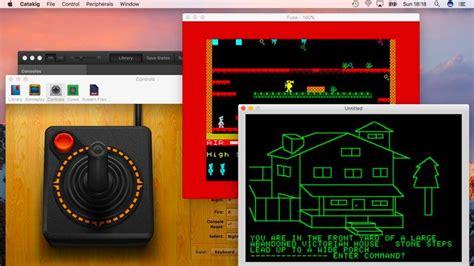 najlepsze emulatory mac jak grać w stare gry i uruchamiać klasyczne oprogramowanie na macosie