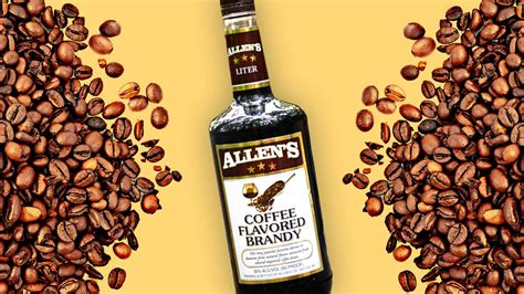 Maine's Obsession With Allen's Coffee Flavored Brandy
