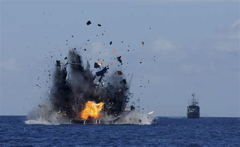 Fishing Boat Explosion one us tourist dead several others injured in boat