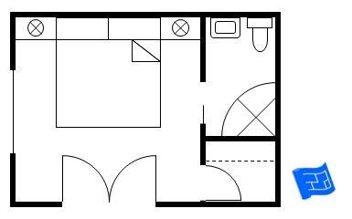Small Master Bedroom Floor Plans by Master Bedroom Floor Plans
