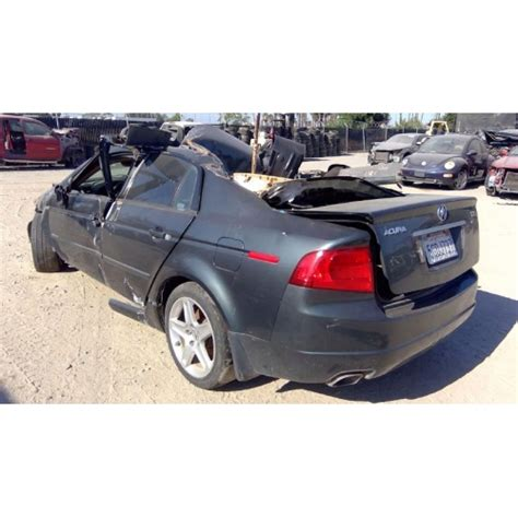 2004 Acura Tl Engine by Used 2004 Acura Tl Parts Car Grey With Interior 6