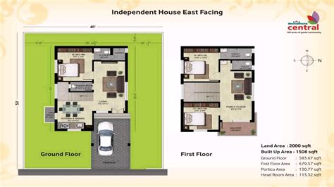 Home Design 50 Sq Ft : 700 Sq Ft House Plans East Facing