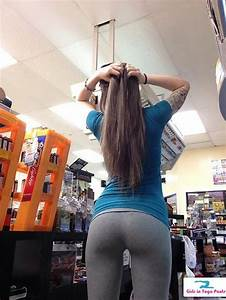 14 Hot Girls Who Will Make You Really Glad Yoga Pants Were