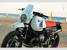 The BMW R nineT Gets the ParisDakar Treatment Airows